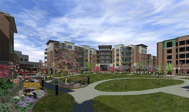 Oak Trace To Begin $150M Redevelopment