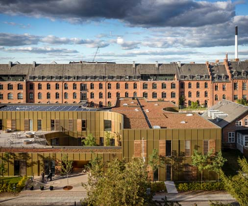 At Home: Urban Hospice, Copenhagen, Denmark