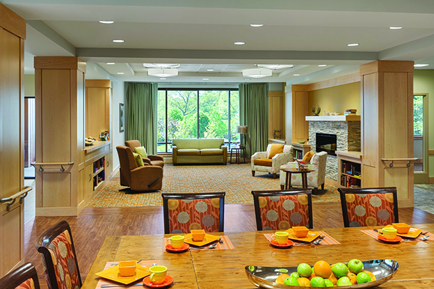 Balancing Senior Living Style And, Assisted Living Furniture
